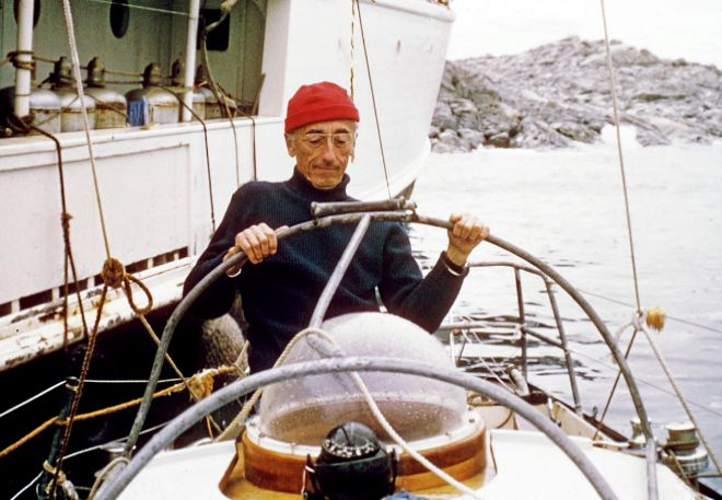 Jacques cousteau and carbon dating