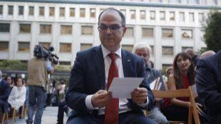 """El Govern, en Madrid, sobre las actuaciones contra el 1-O: """"Esto sólo pasa en Turquía"""""""