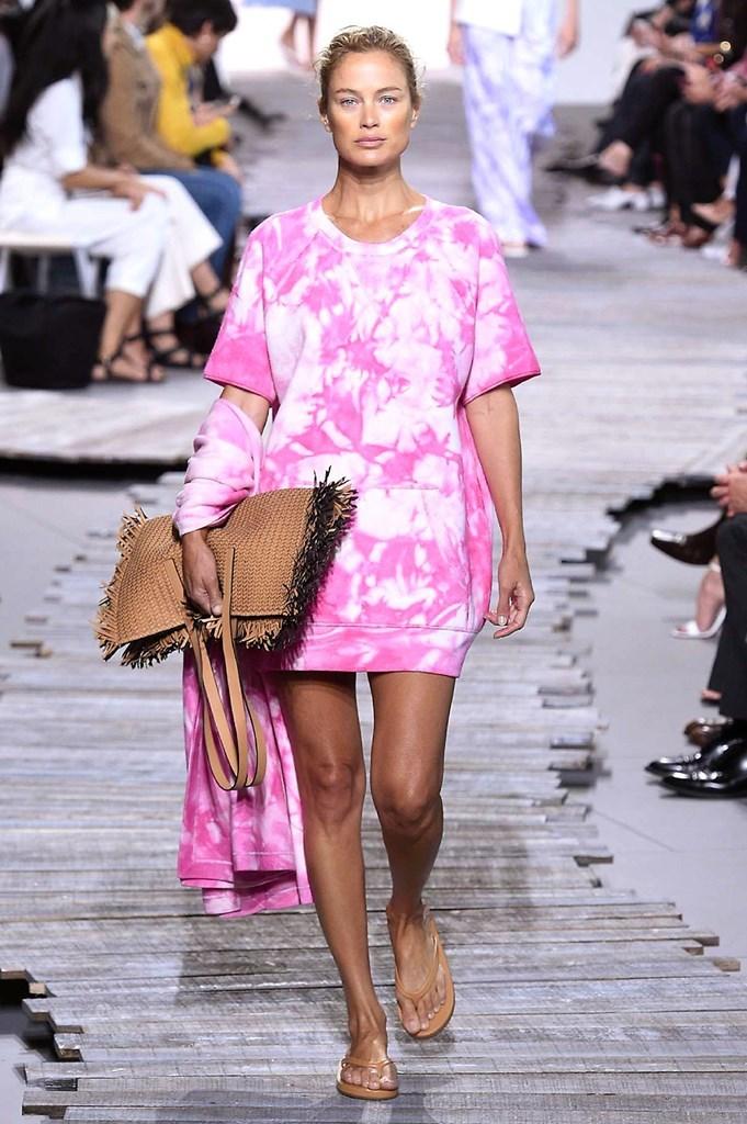 Michael Kors Collection - Primavera/verano 2018 - New York Fashion...