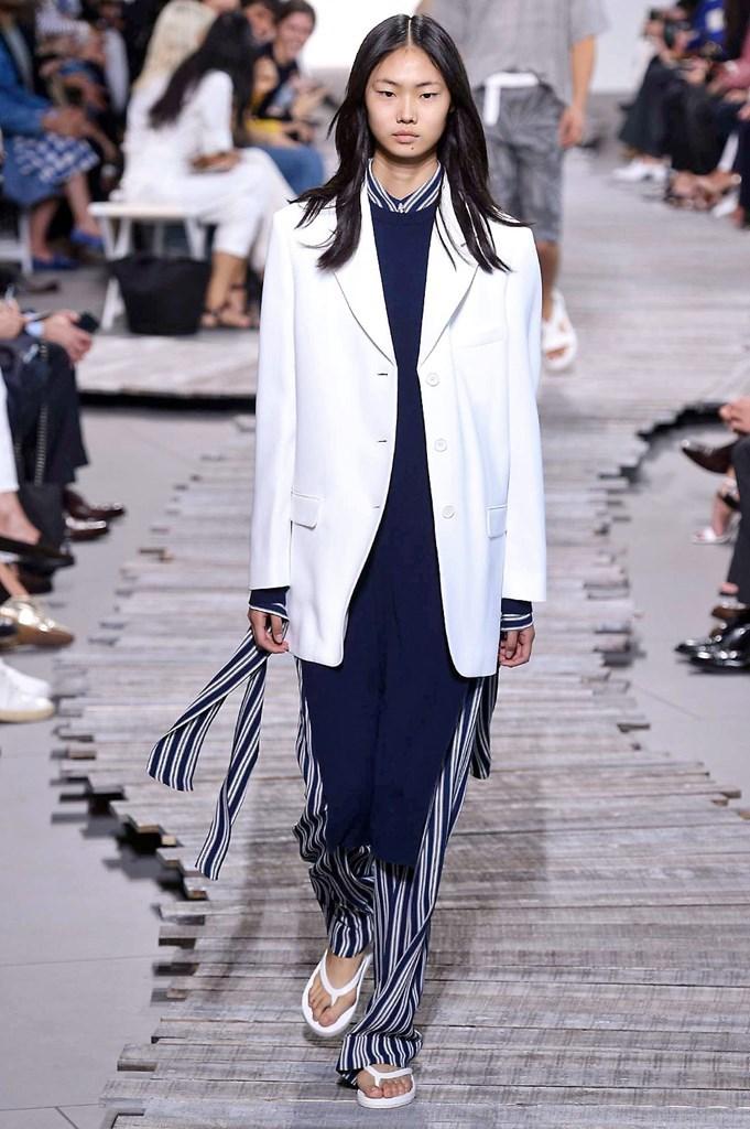 Michael Kors Collection - Primavera verano 2018 - New York Fashion Week 730b257655