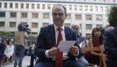 Jordi Turrull, en la celebración de la Diada Nacional de Cataluña en...