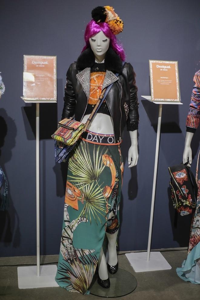 d1525da613 Desigual quiere reflexionar sobre el futuro de la moda española. Gtres  Online