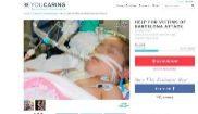 Campaña abierta en 'Youcaring' a favor del supuesto niño español en...