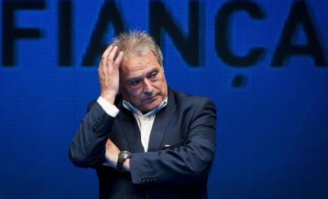 Alfonso Rus en la campaña de las eleciones municipales de 2015.