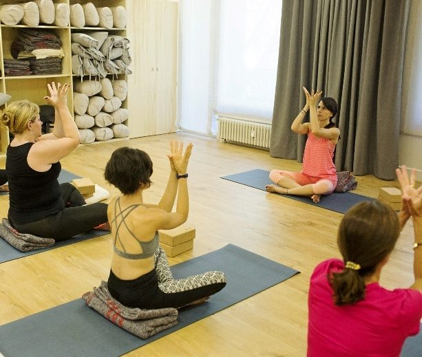 El espacio más grande dedicado al yoga y al bienestar  1723ab7041d95