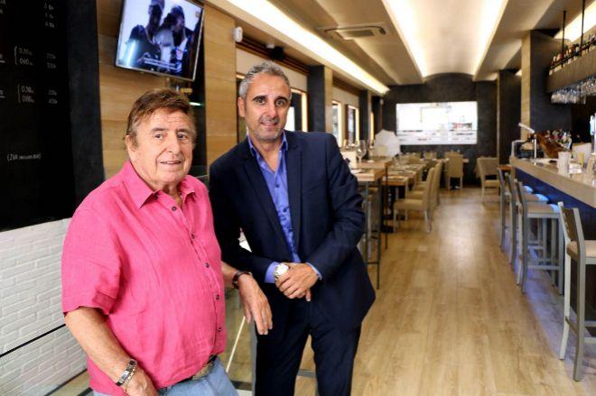 Dos generaciones. El patrón histórico 'Foque', Juan Salazar, ha...