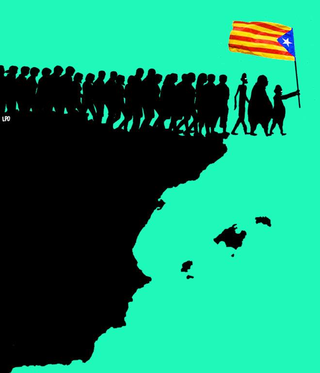 Los héroes de Cataluña