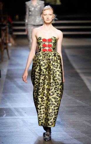 Erdem - Primavera-verano 2018 - London Fashion Week