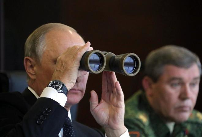 Rusia quiere seguir teniendo la llave en la ONU