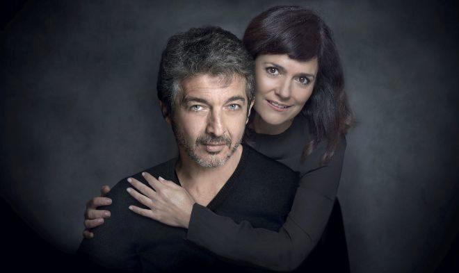 Dúa argentino. Ricardo Darín y su compatriota Andrea Pietra.
