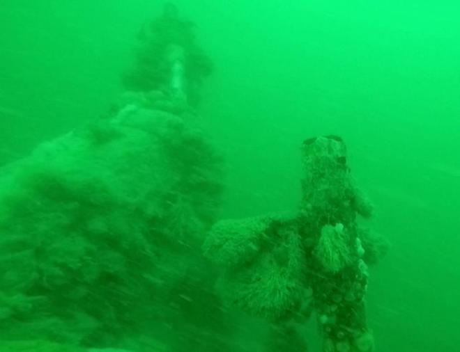 Encuentran casi intacto un submarino de la I Guerra Mundial cerca de Bélgica en el Mar del Norte