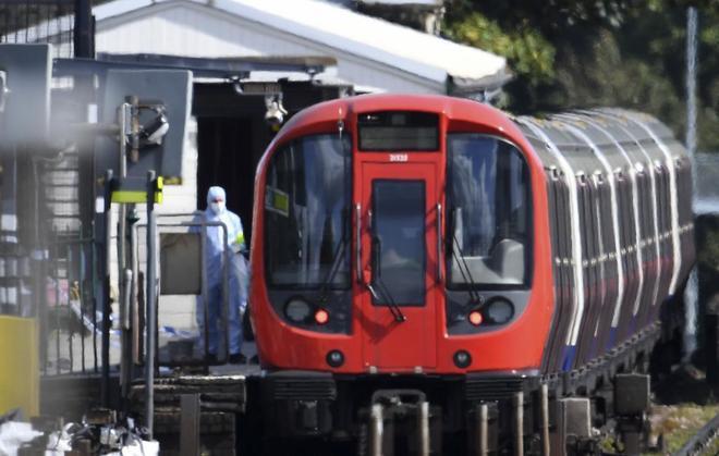 Ascienden a cinco los sospechosos detenidos por el atentado de Londres