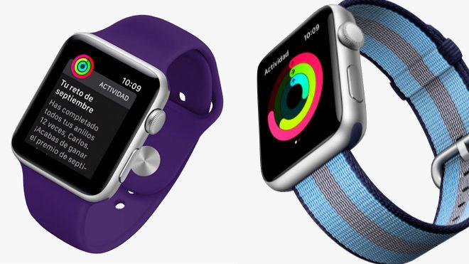Probamos el Apple el Watch Series 3: sin conexión móvil, una evolución menor.