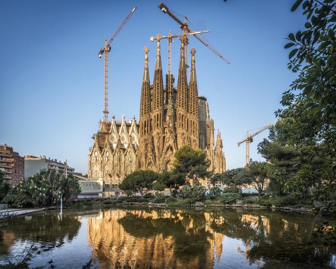 La Sagrada Familia refuerza la seguridad