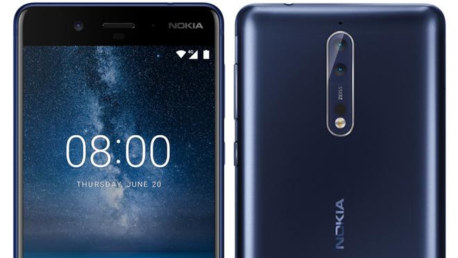 El Nokia 8 demuestra que la 'nueva Nokia' va en serio