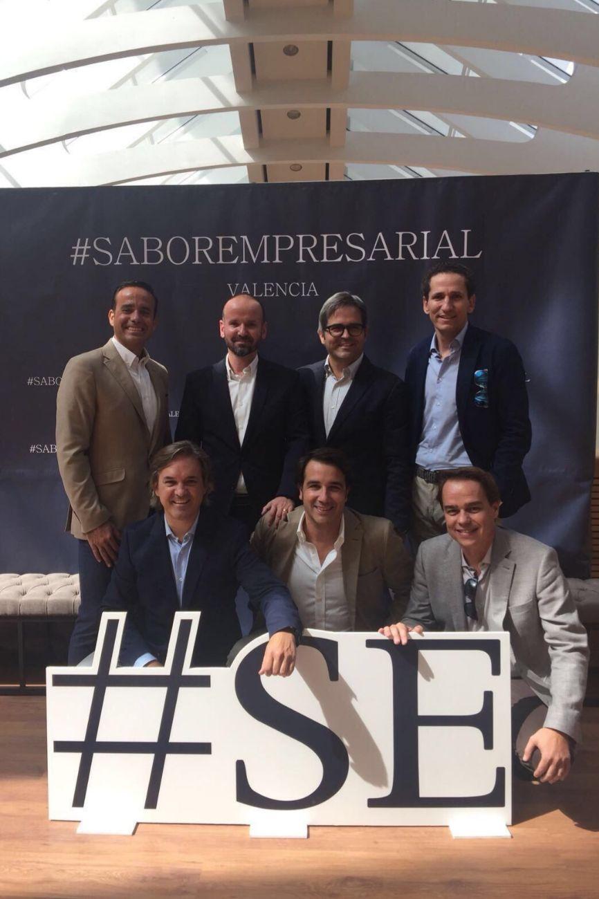 Encuentro Sabor Empresarial en el Palau de les Arts de Valencia. . En...