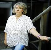 Raquel Alonso, ex mujer del islamista Nabil Benazzou.