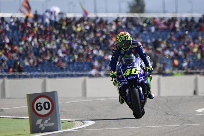 ¿Será Rossi el juez del Mundial?