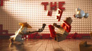 La LEGO Ninjago Película.