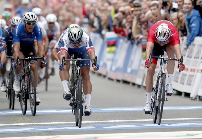 Histórico tercer Mundial consecutivo para Sagan