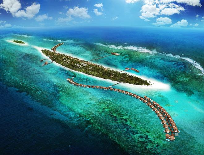 Maldivas lo que no te imaginas del pa s m s plano del for Mejores resorts maldives