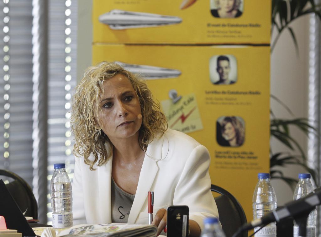La periodista Mònica Terribas en una foto de archivo.
