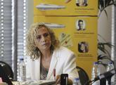 La periodista de Catalunya Ràdio, Mònica Terribas.