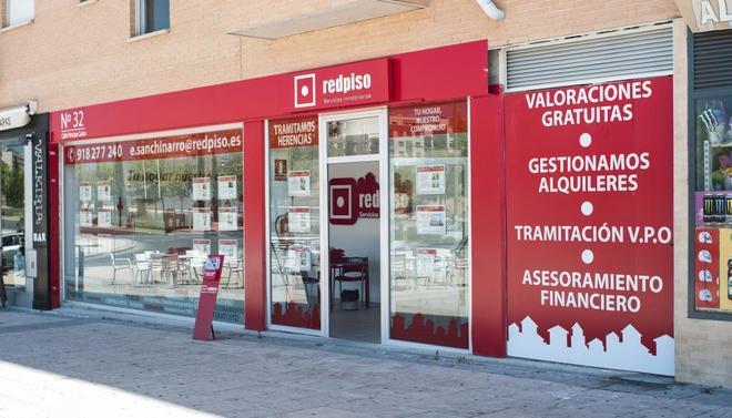 redpiso abre su primera oficina en barcelona vivienda On oficinas redpiso madrid