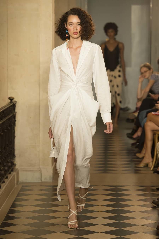Jacquemus -  Primavera -verano 2018 - Paris Fashion Week