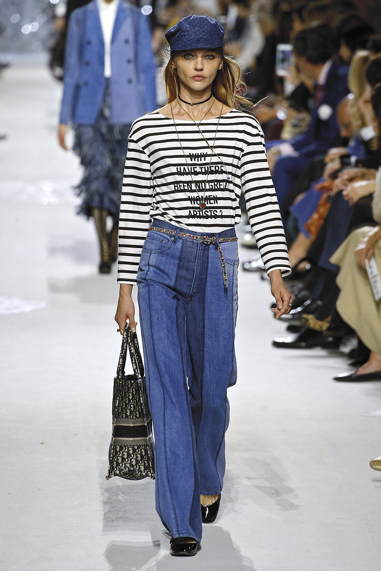 Dior - Primavera-verano 2018 - Paris Fashion Week