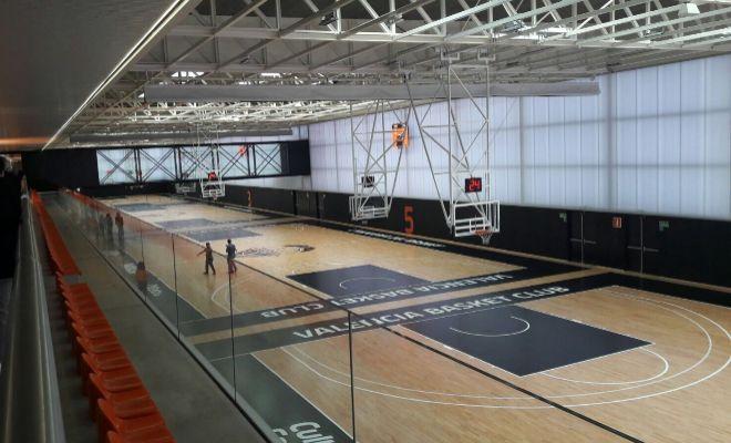 Nace en valencia l 39 alqueria del basket la mejor escuela for Ciudad jardin valdebebas