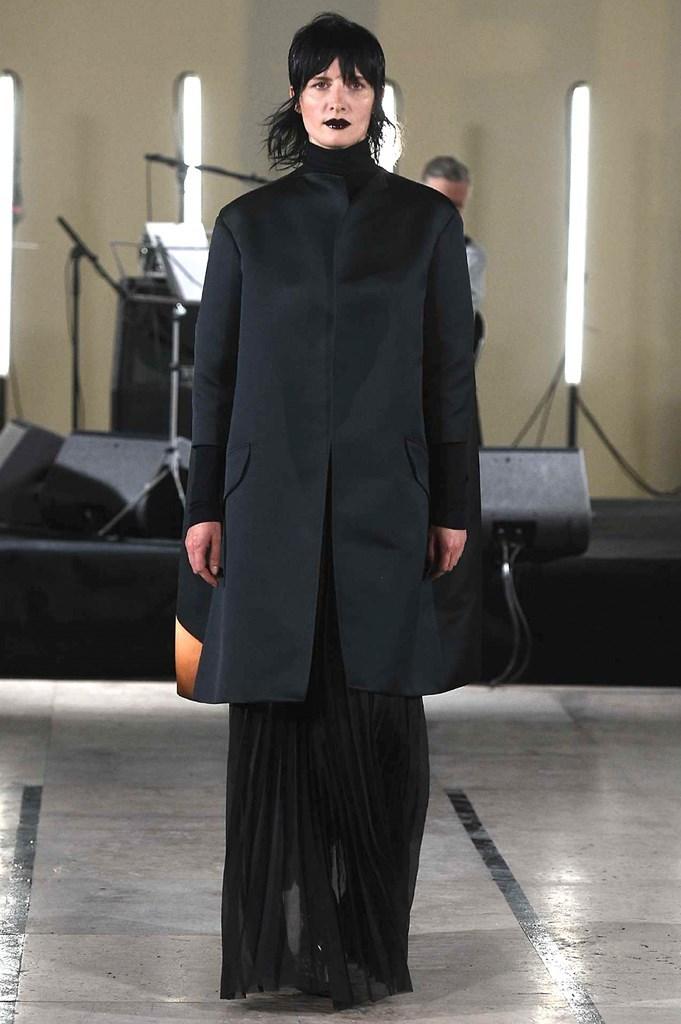 Yang Li - Primavera-verano 2018 - Semana de la Moda de París