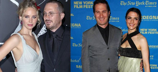 Actualmente el director mantiene una relación con Jennifer Lawrence,...