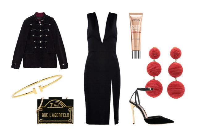 0d89fc0e83 El  look  del viernes   little black dress