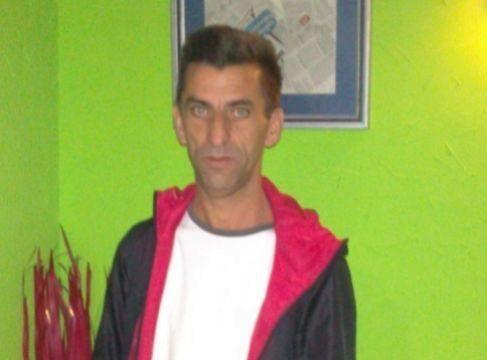 Diego Pérez Tomás, víctima de los policías.