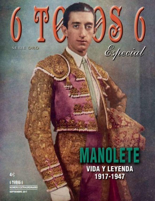 6TOROS6 presenta 'Manolete. Vida y leyenda' | Toros | EL MUNDO
