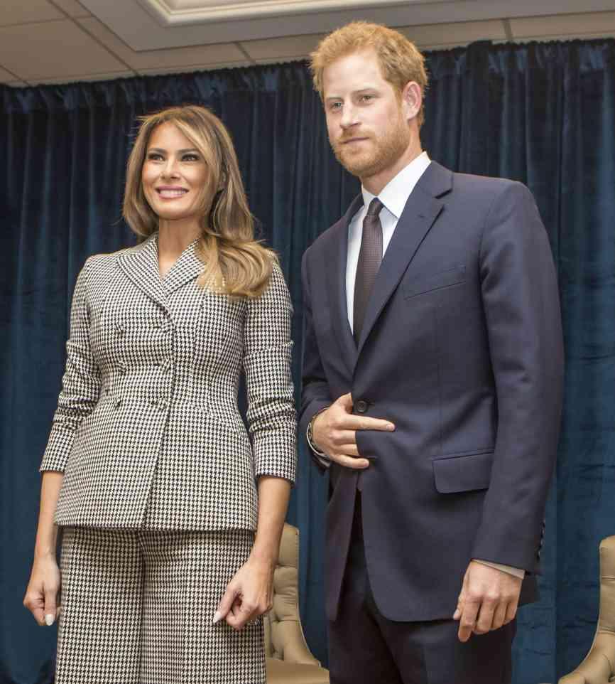 Un simple gesto del príncipe Harry (33) ha hecho arder las redes en...
