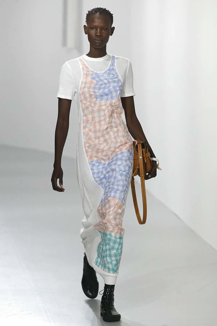 Loewe - Primavera-verano 2018 - Semana de la Moda de París