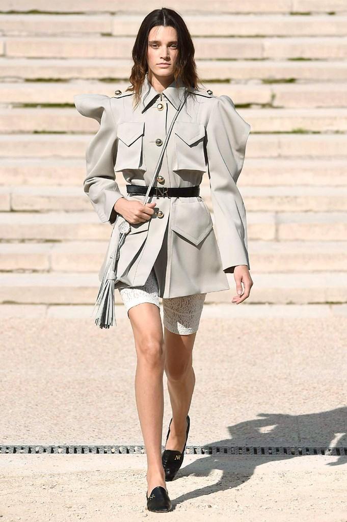 Nina Ricci - Primavera-verano 2018 - Paris Fashion Week