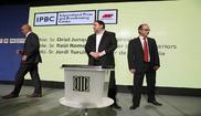 El vicepresidente de la Generalitat, Oriol Junqueras, el consejero de...
