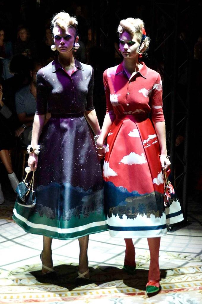 Undercover - Primavera-verano 2018 - Paris Fashion Week