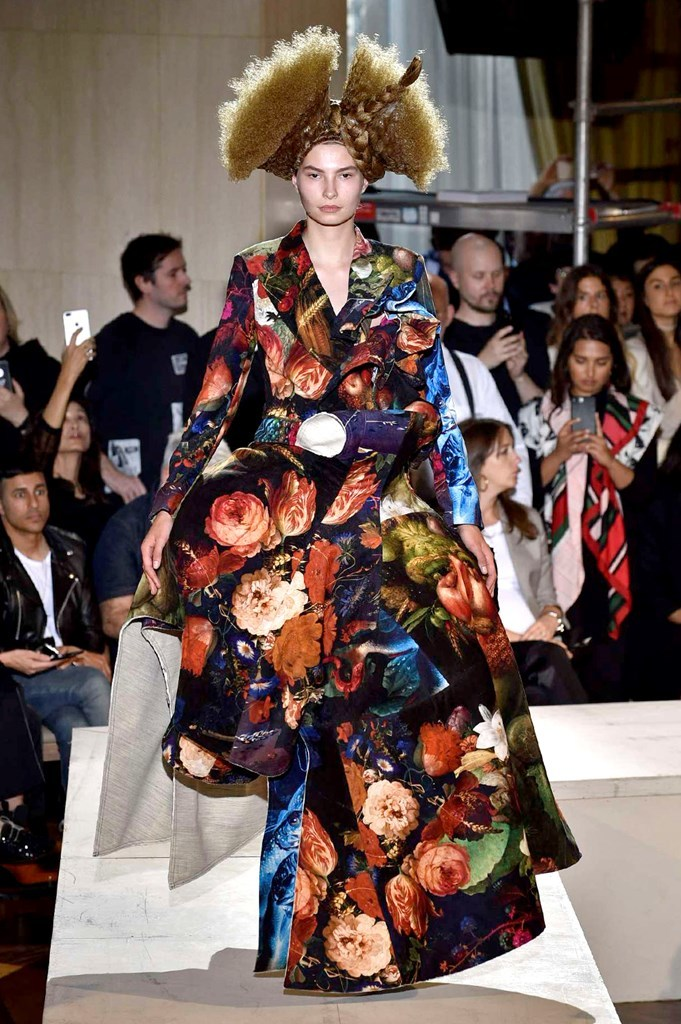 Comme Des Garçons - Primavera-verano 2018 - Paris Fashion Week