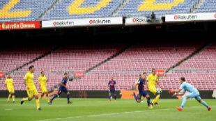 El Barça da marcha atrás y jugará a puerta cerrada ante Las Palmas 51daf28faa8