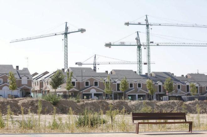 La inversión inmobiliaria en España se dispara y roza ya en septiembre lo registrado durante todo 2016