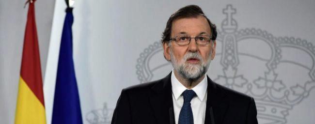 """Rajoy convoca a todos los partidos para """"reflexionar sobre el futuro"""" tras el referéndum en Cataluña"""
