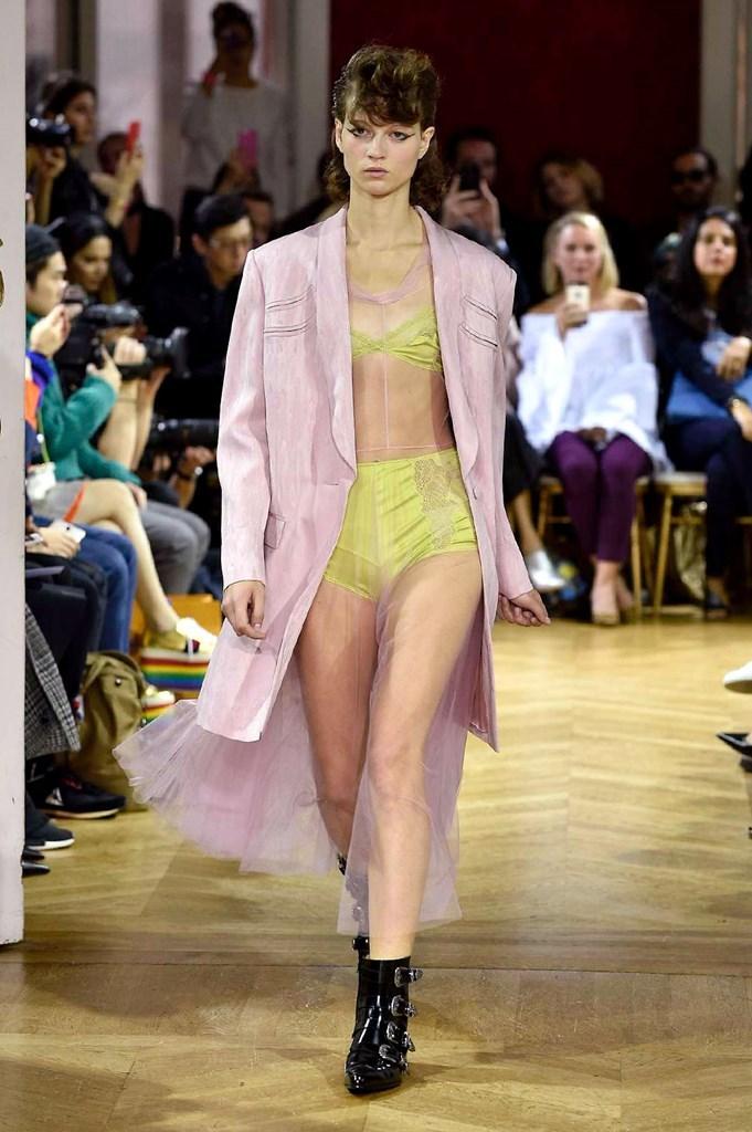 John Galliano - Primavera-verano 2018 - Paris Fashion Week