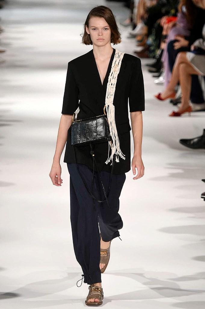 Stella McCartney - Primavera-verano 2018 - Paris Fashion Week