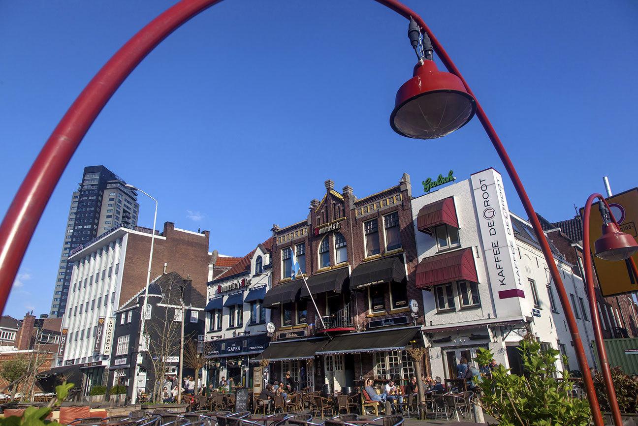 Eindhoven es pura energía. No es fácil evitar tal calificativo para...