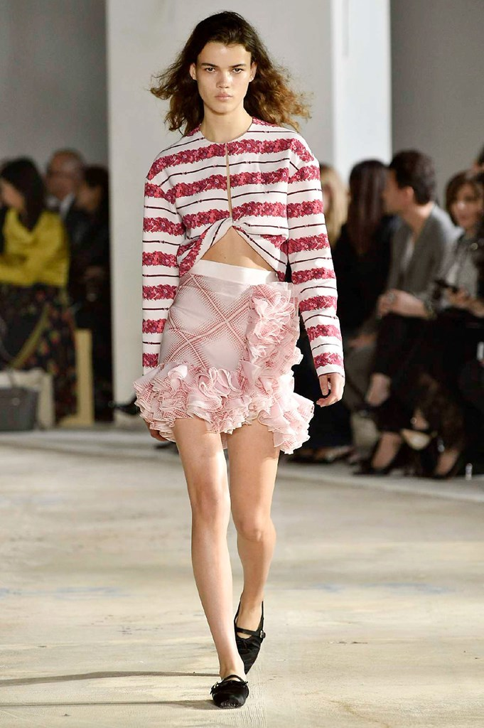 Giambattista Valli - Primavera-verano 2018 - Paris Fashion Week