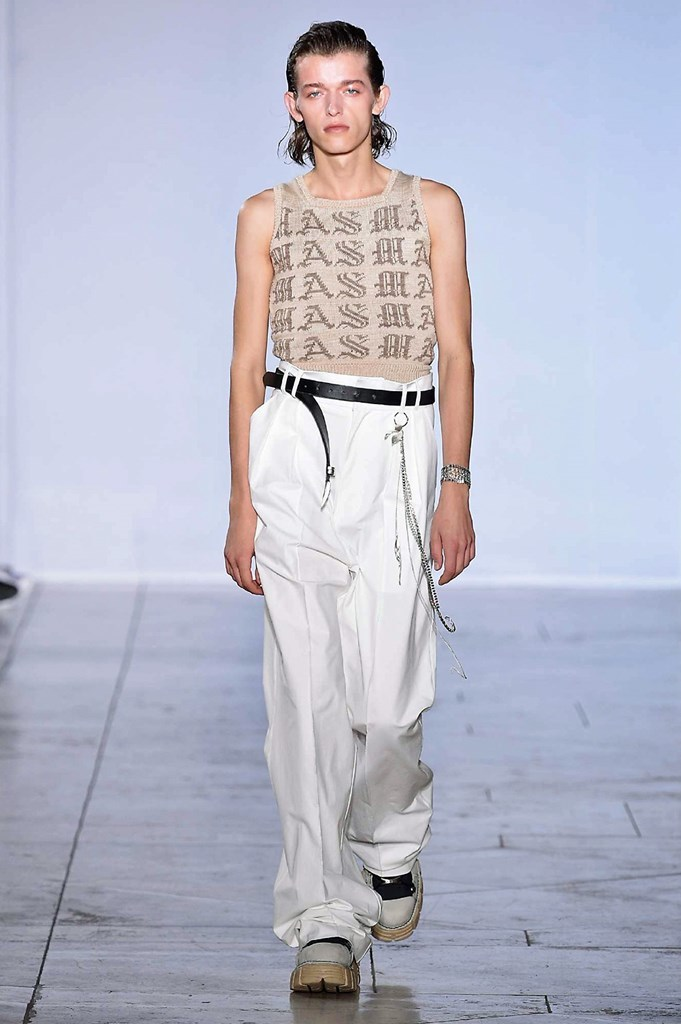 Anne Sofie Madsen - Primavera-verano 2018 - Paris Fashion Week